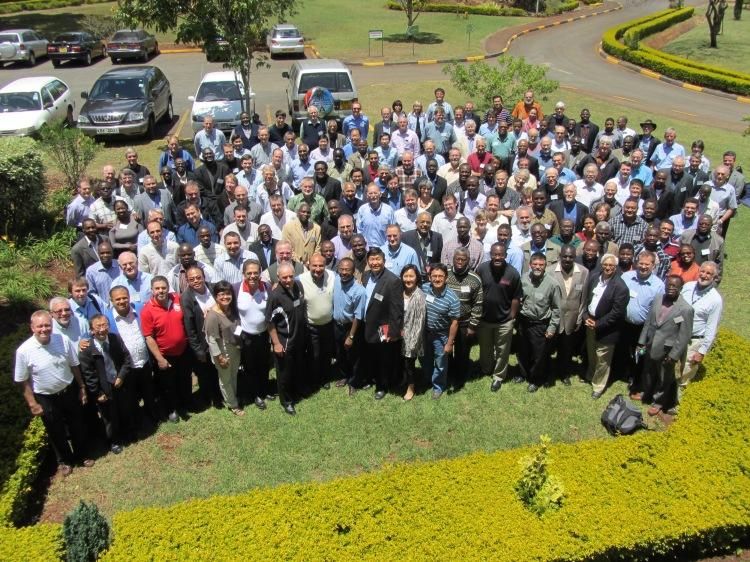 ICETE Consultation 2013 - Nairobi