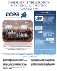 Download and share an EEAA Membership Brochure